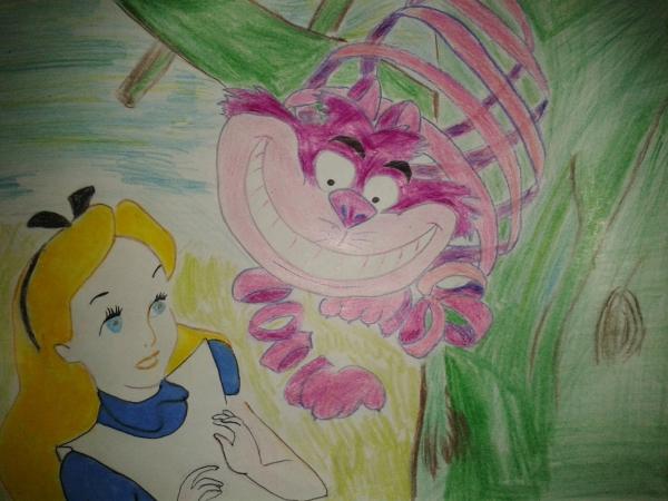 Alice In Wonderland por lita